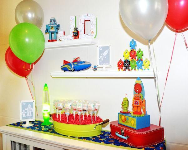 Birthday Party Background.