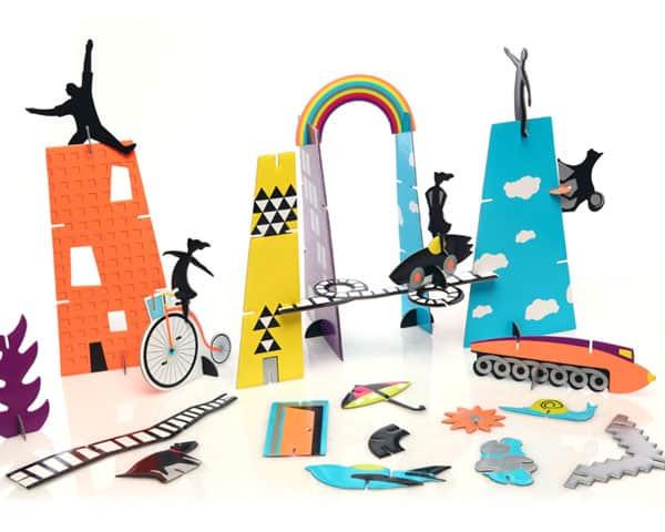 DIY Crafts Representing Olymbic Games.